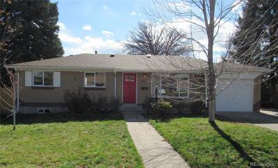 Englewood Single Family Home Active: 3058 West Stanford Avenue