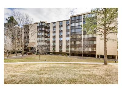 Condo/Townhouse Sold: 6960 East Girard Avenue #202