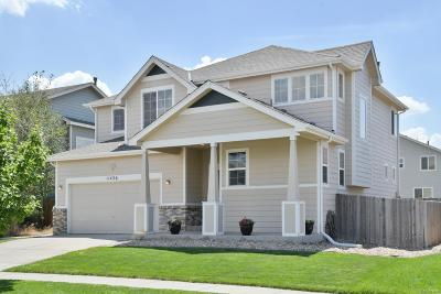 Henderson Single Family Home Under Contract: 11426 East 119th Place