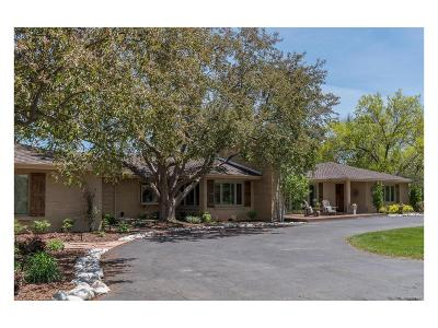 Single Family Home Sold: 4835 Bow Mar Drive