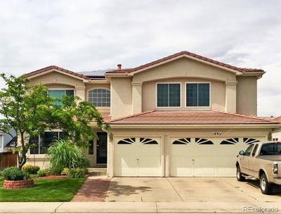 Denver CO Single Family Home Active: $429,900