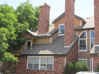 Aurora Condo/Townhouse Active: 4933 South Carson Street #209