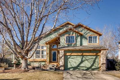 Arvada Single Family Home Under Contract: 8423 Zinnia Court