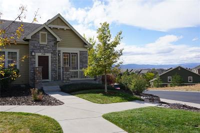 Castle Rock CO Condo/Townhouse Under Contract: $335,000