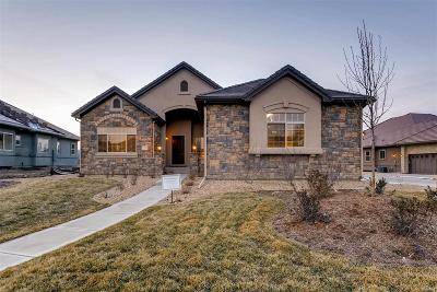 Wheat Ridge Single Family Home Under Contract: 3410 Quail Court
