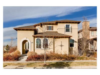 Denver Single Family Home Under Contract: 9105 East 34th Place