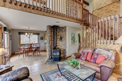 Evergreen Single Family Home Under Contract: 33793 Elk Run