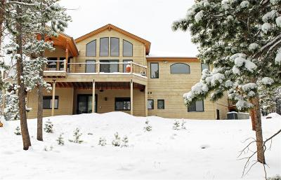 Evergreen Single Family Home Active: 645 Old Squaw Pass Road