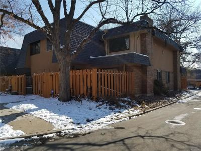 Denver Condo/Townhouse Active: 7995 East Mississippi Avenue #F2