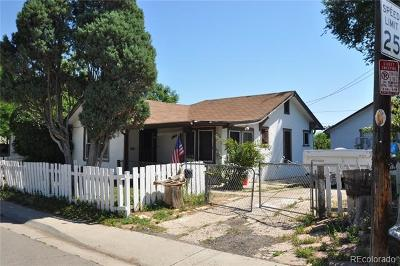 Denver CO Single Family Home Active: $230,000