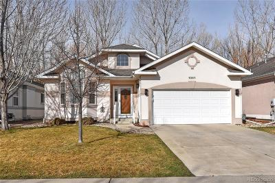 Longmont Single Family Home Active: 1061 Champion Circle