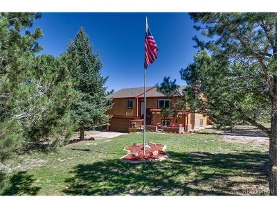 Elbert County Single Family Home Active: 131 Ponderosa Lane