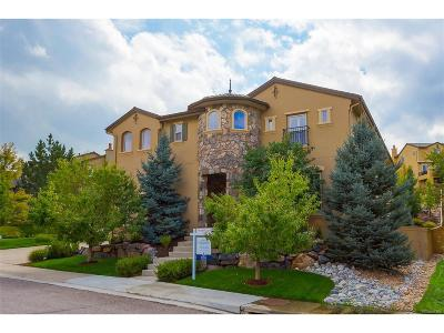 Highlands Ranch Single Family Home Under Contract: 2802 Danbury Avenue