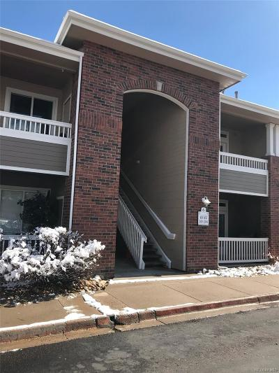 Littleton CO Condo/Townhouse Under Contract: $270,000
