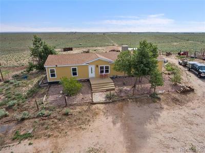 Colorado Springs Single Family Home Active: 13745 Hobby Horse Lane