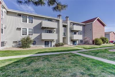 Denver Condo/Townhouse Active: 10150 East Virginia Avenue #201