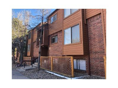 Lakewood Condo/Townhouse Active: 416 Wright Street #103