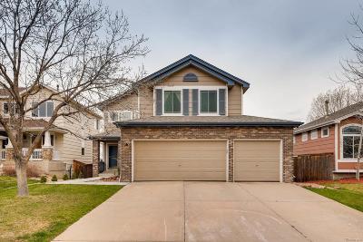 Littleton Single Family Home Active: 8986 Sanderling Way