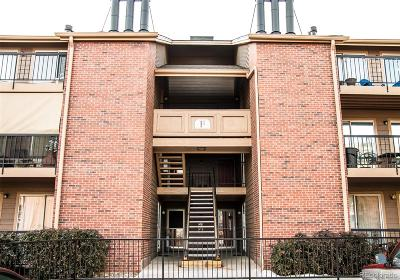Littleton Condo/Townhouse Under Contract: 4899 South Dudley Street #F16