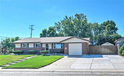 Northglenn Single Family Home Under Contract: 840 West 103rd Avenue