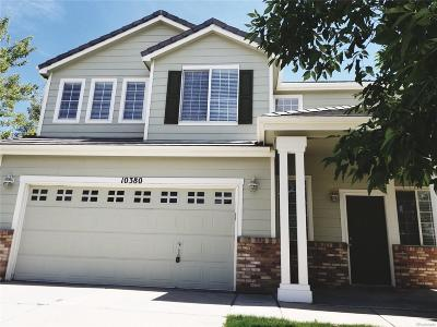 Highlands Ranch Single Family Home Active: 10380 Tracewood Court