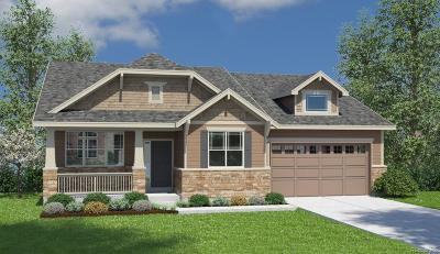 Parker CO Single Family Home Active: $602,519