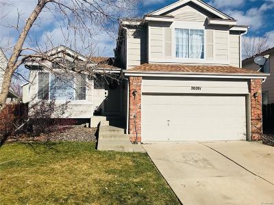 Centennial Single Family Home Active: 20201 East Berry Lane