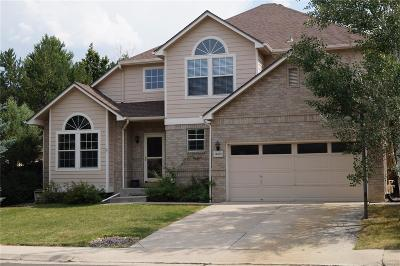 Littleton Single Family Home Active: 10674 West Ontario Place