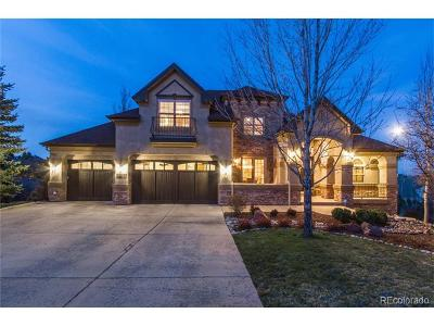 Castle Pines CO Single Family Home Active: $1,425,000