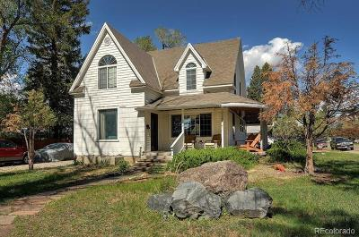 Salida Single Family Home Active: 204 Park Place