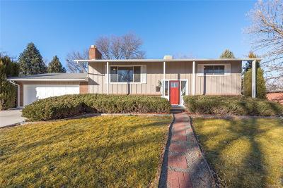 Centennial Single Family Home Active: 6133 South Logan Place