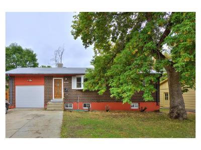 Longmont Single Family Home Under Contract: 125 Fairbanks Street