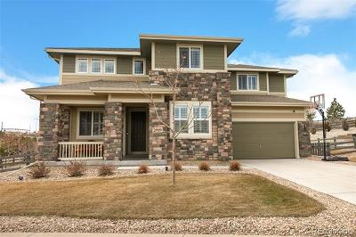 Castle Rock Single Family Home Active: 2919 Russet Sky Trail
