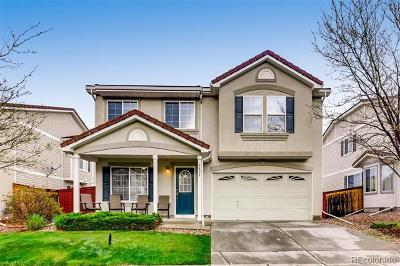 Single Family Home Active: 9824 Chambers Court