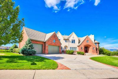 Highlands Ranch Single Family Home Under Contract: 954 Rutherford Way