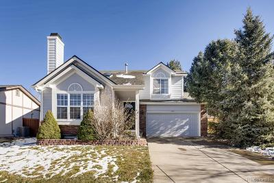 Highlands Ranch Single Family Home Active: 8374 White Cloud Court
