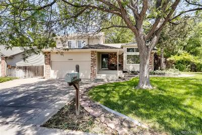 Westminster Single Family Home Active: 10606 Irving Court