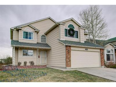Highlands Ranch Single Family Home Under Contract: 9244 Weeping Willow Place