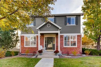 Broomfield Single Family Home Active: 12430 James Street