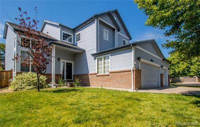 Parker Single Family Home Active: 10935 Acadia Lane