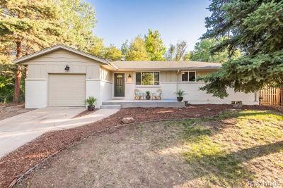 Arvada Single Family Home Active: 11025 West 68th Avenue