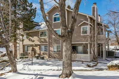 Aurora Condo/Townhouse Active: 4360 South Andes Way #104