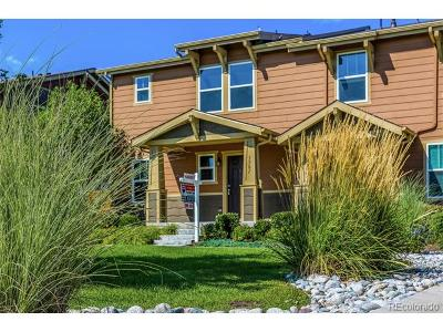Denver Condo/Townhouse Active: 3581 Akron Street
