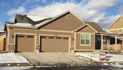 Strasburg Single Family Home Under Contract: 56609 East 23rd Place