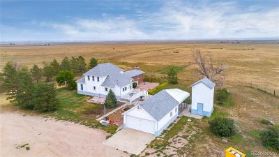 Byers Single Family Home Active: 71920 East County Road 34