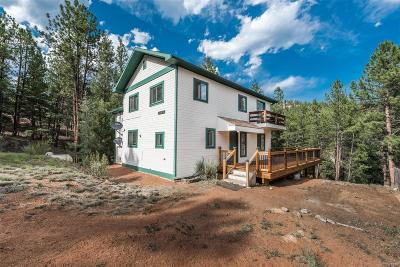 Pine Single Family Home Under Contract: 16328 Ouray Road