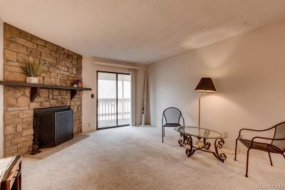 Denver Condo/Townhouse Active: 8335 Fairmount Drive #3-205