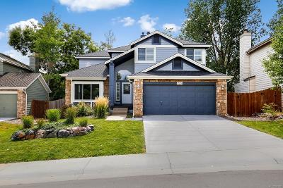 Parker Single Family Home Under Contract: 10336 Stoneflower Drive