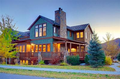 Steamboat Springs Condo/Townhouse Under Contract: 1286 Turning Leaf Court