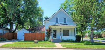 Englewood Single Family Home Active: 2800 South Acoma Street
